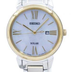 Montre Seiko solaire SUT324 SUT324P1 SUT324P féminin