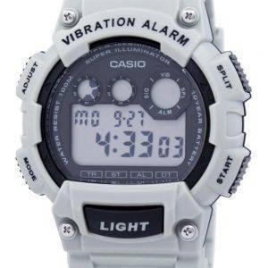 Casio Digital Vibration illuminateur 735H-W-8A2VDF W-735H-8A2V montre homme