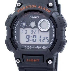 Casio Digital Vibration alarme illuminateur 735H-W-8AVDF W-735H-8AV montre homme
