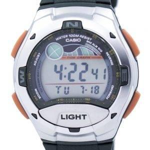 Casio Digital Sports marée graphique illuminateur W-753-3AVDF W-753-3AV montre homme