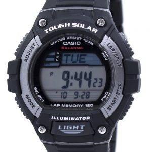 Casio Digital Tough Solar 5 alarmes W-S220-1AVDF montre homme