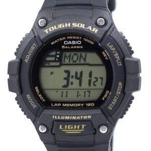 Jeunesse de Casio numérique Tough Solar 5 alarmes W-S220-9AVDF montre homme
