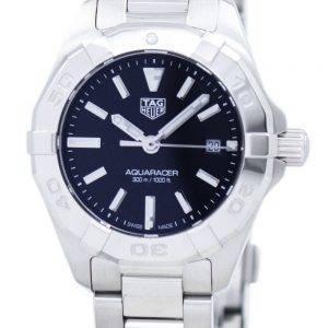 Tag Heuer Aquaracer Quartz 300M WBD1410. BA0741 Women Watch