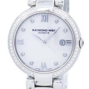 Raymond Weil Shine diamant Accent Quartz 1600-STS-00995 Women Watch