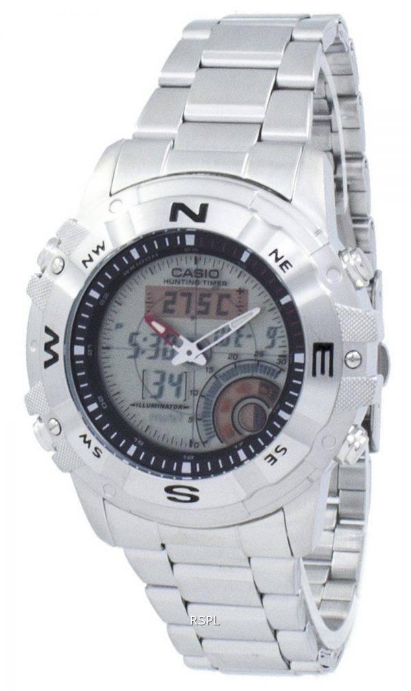 Casio Outgear chasse minuterie illuminateur boussole AMW-704D-7AV AMW704D-7AV montre homme