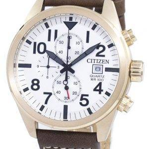 Montre Citizen Sports Chronographe Quartz AN3623-02 a masculine