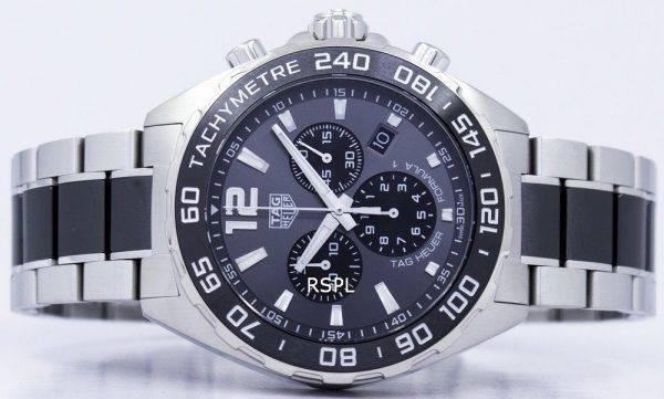 TAG Heuer Carrera Formula 1 Chronographe Quartz CAZ1011. BA0843 Montre homme