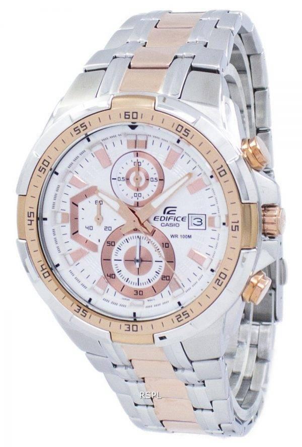 Montre Casio Edifice Chronographe Quartz EFR-539SG-7A5V EFR539SG-7A5V masculin