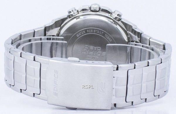 Montre Casio Edifice chronographe tachymètre Quartz EFR-549D-1BV EFR549D-1BV homme