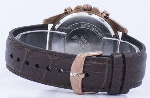 Casio Edifice Chronographe Quartz EFR-552GL-7AV EFR552GL-7AV montre homme