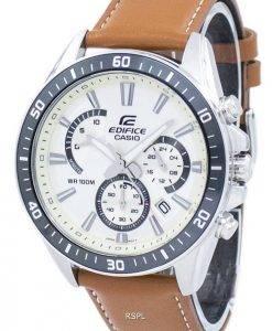 Casio Edifice Chronographe Quartz EF-552L-7AV EFR552L-7AV montre homme