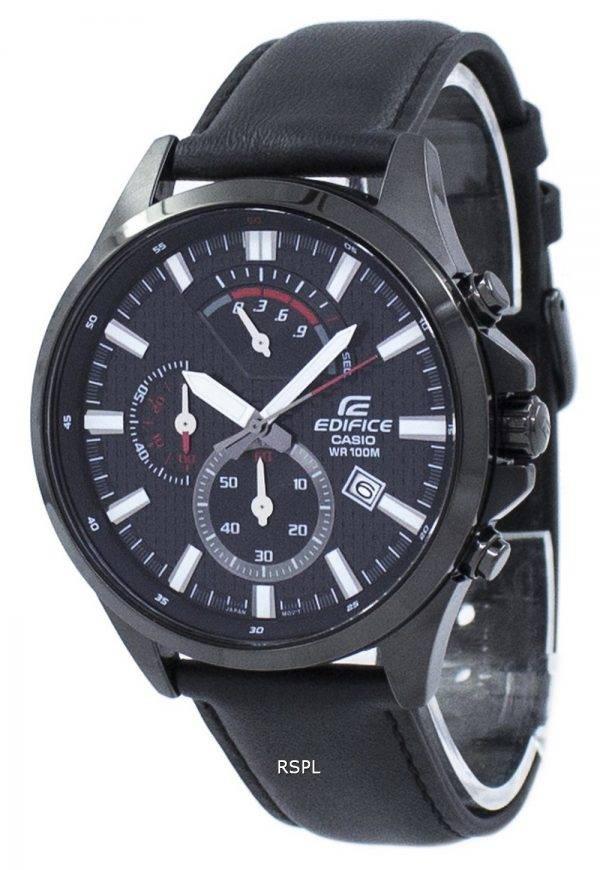 Montre Casio Edifice Chronographe Quartz EFV-530BL-1AV EFV530BL-1AV masculine