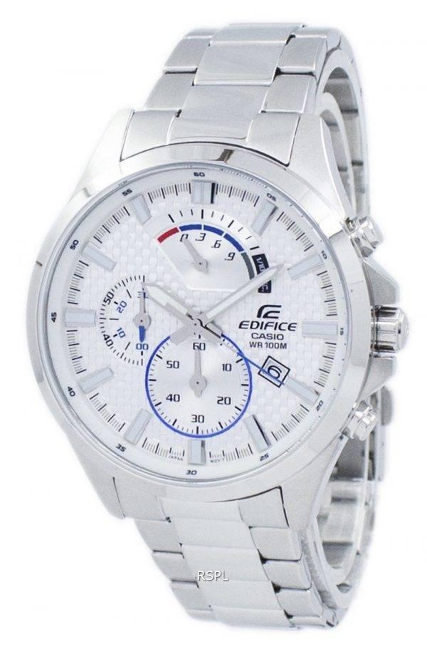 Casio Edifice Chronographe Quartz EFV-530d-7AV EFV530D-7AV montre homme