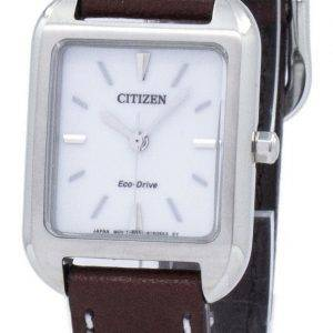 Silhouette de Citizen Eco-Drive EM0490-08 a Women Watch