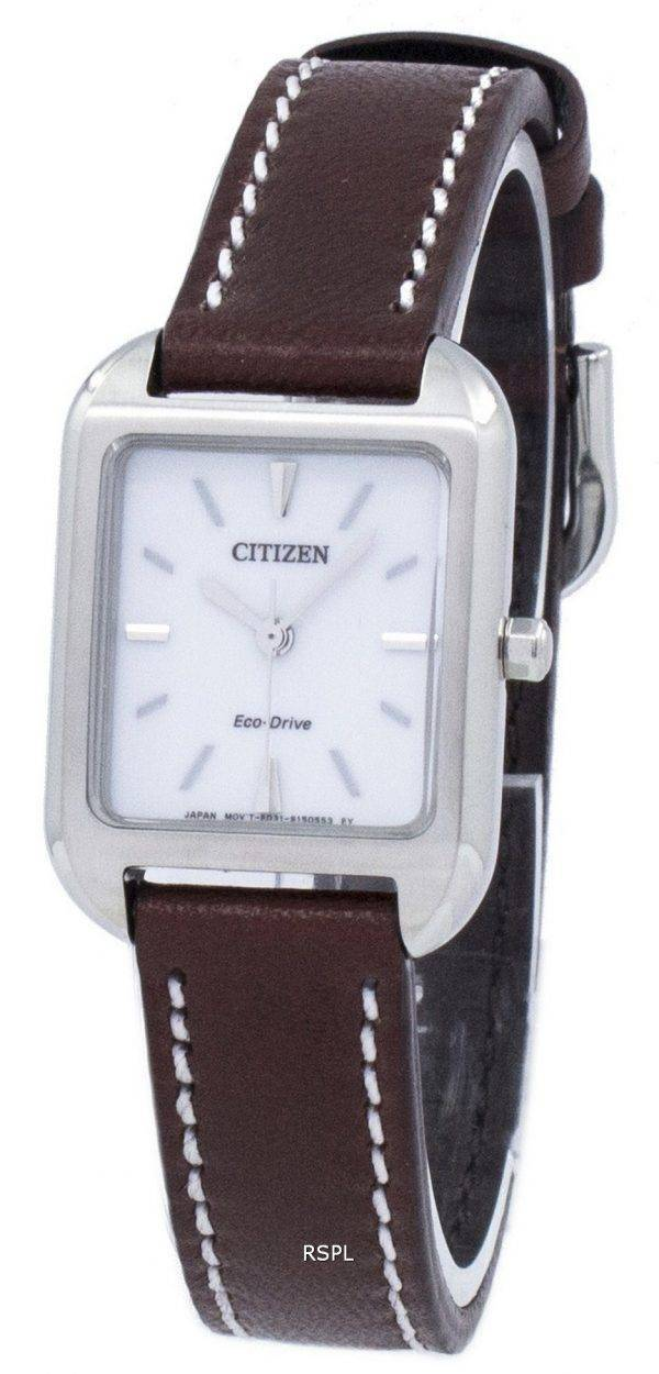 Silhouette de Citizen Eco-Drive EM0490-08 a Women Watch