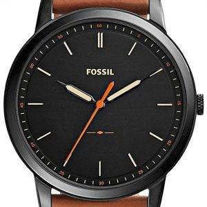 Montre Quartz fossiles minimaliste 3H FS5305 masculin