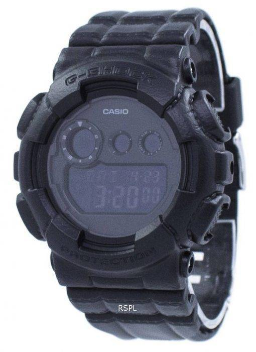 Casio G-Shock antichoc numérique GD-120BT-1 GD120BT-1 montre homme