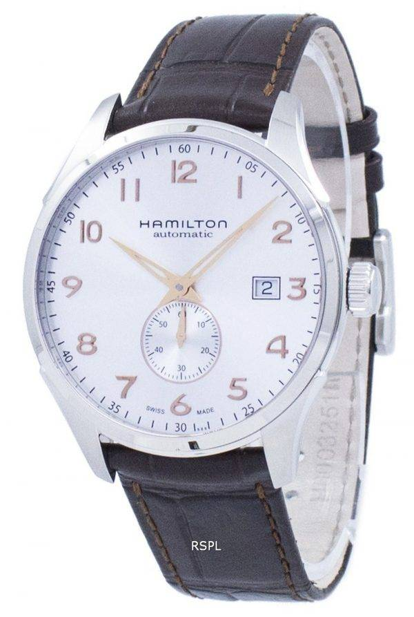 Montre Hamilton Jazzmaster Maestro petite seconde automatique H42515555 masculin