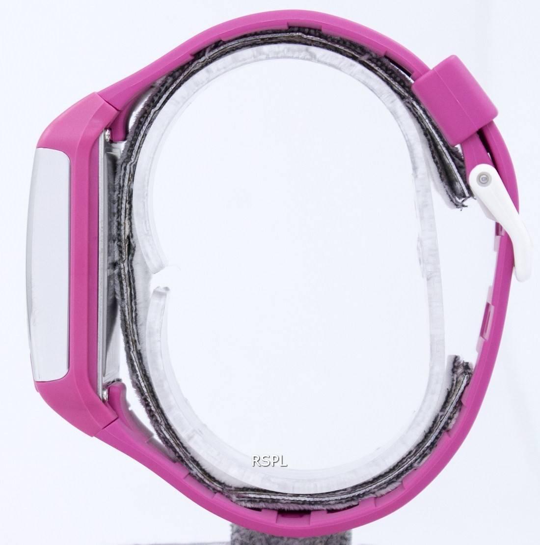Montre Casio Poptone heure double alarme numérique LDF 52 4  0cQVq