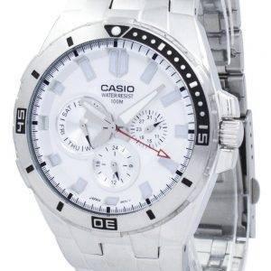 Casio Marine Sports Divers Quartz analogique MTD-1060D-7AV MTD1060D-7AV montre homme