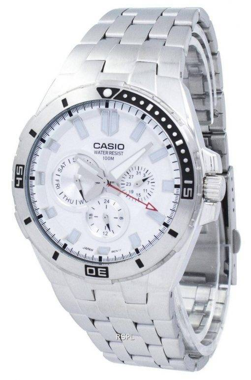 Casio Marine Sports Divers Quartz analogique MTD-1060D-7AV MTD1060D-7AV montre homme