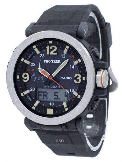 Montre Casio ProTrek Triple Sensor Tough Solar PRG-600-1 PRG600-1 hommes