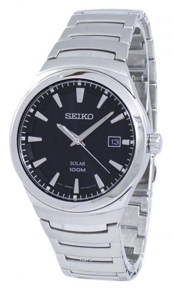 Montre Seiko solaire SNE291 SNE291P1 SNE291P hommes