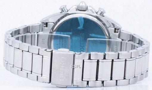 Montre Seiko chronographe Quartz SRW807 SRW807P1 SRW807P féminin