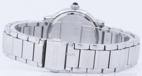 Seiko découvrir plus Quartz diamant Accent SRZ479 SRZ479P1 SRZ479P Women Watch