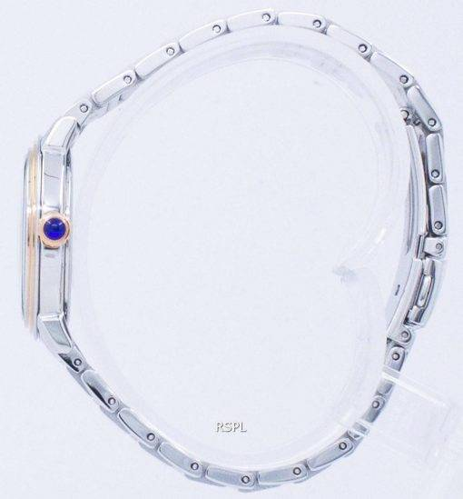 Seiko découvrir plus Quartz diamant Accent SRZ480 SRZ480P1 SRZ480P Women Watch