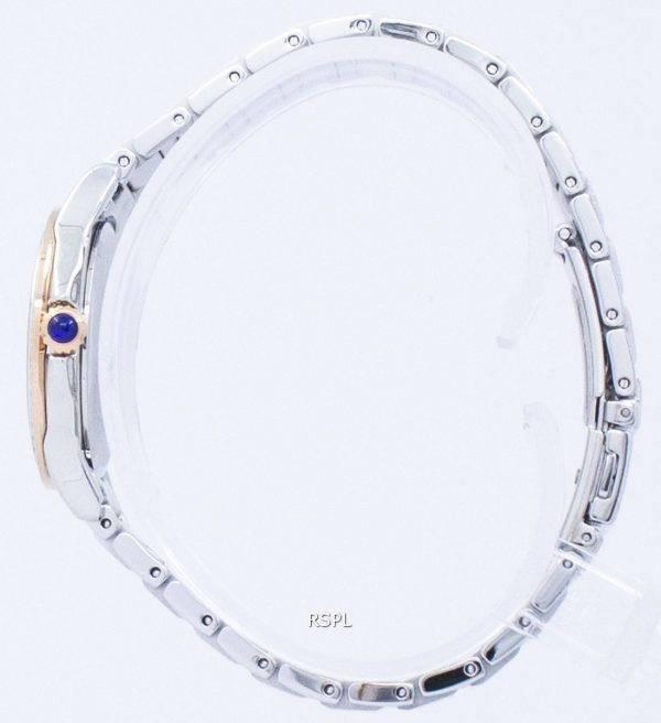 Montre Seiko Quartz diamant Accent SRZ486 SRZ486P1 SRZ486P féminin