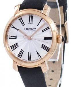 Montre Seiko Quartz SRZ500 SRZ500P1 SRZ500P féminin