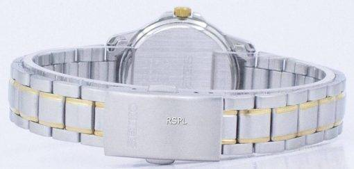 Montre Seiko Quartz diamant Accent SUR718 SUR718P1 SUR718P féminin