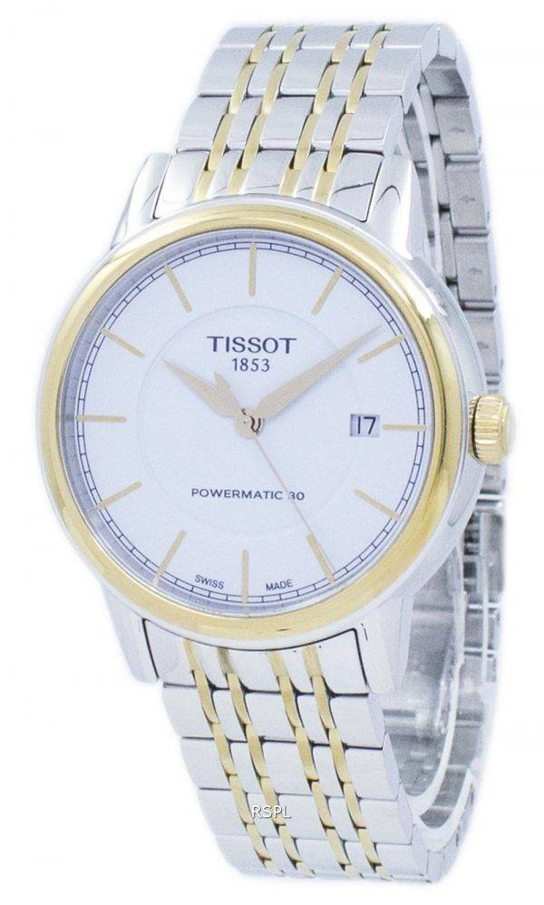 Montre Tissot T-Classic Carson Powermatic 80 T085.407.22.011.00 T0854072201100 masculin
