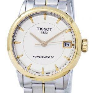 Montre Tissot T-Classic luxe Powermatic 80 T086.207.22.261.00 T0862072226100 féminin