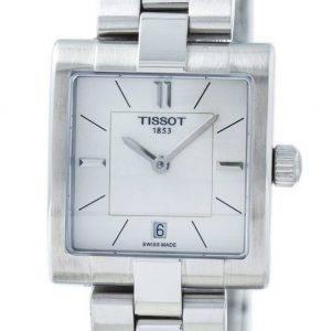 Montre Tissot T-Lady T02 Quartz T090.310.11.111.01 T0903101111101 féminin