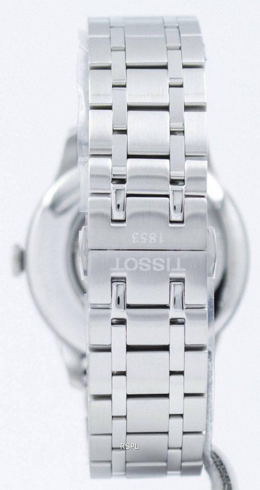 Montre Tissot T-Classic Chemin Des Tourelles Powermatic 80 T099.407.11.033.00 T0994071103300 masculin