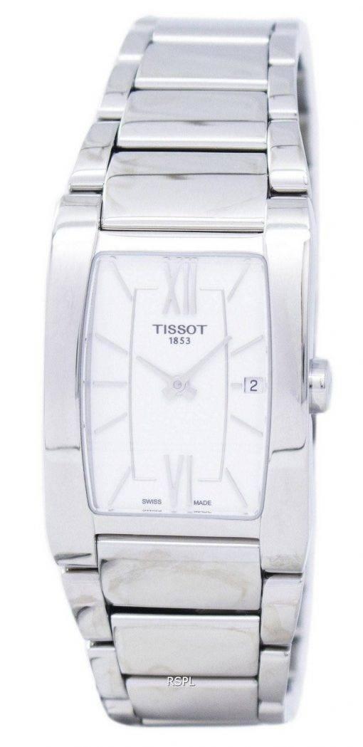 Montre Tissot Generosi-T Quartz T105.309.11.018.00 T1053091101800 féminin