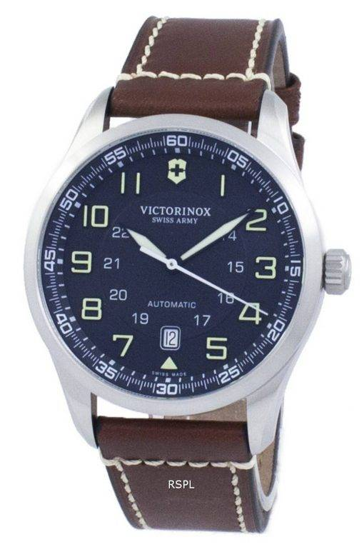 Montre Victorinox Airboss Swiss Army automatique 241507 homme