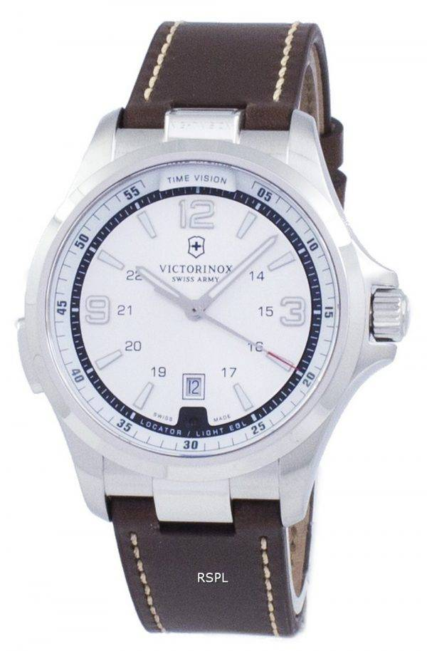 Montre Victorinox Swiss Army Night Vision Quartz 241570 homme