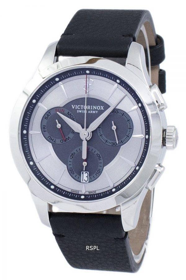 Victorinox Alliance armée suisse Chronographe Quartz 241748 montre homme