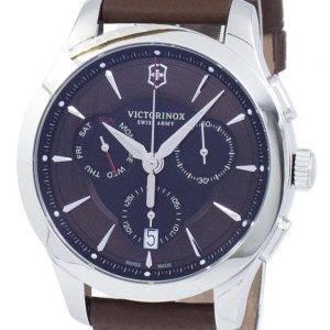 Victorinox Alliance armée suisse Chronographe Quartz 241749 montre homme