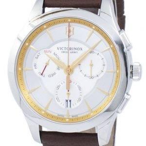 Victorinox Alliance armée suisse Chronographe Quartz 241750 montre homme