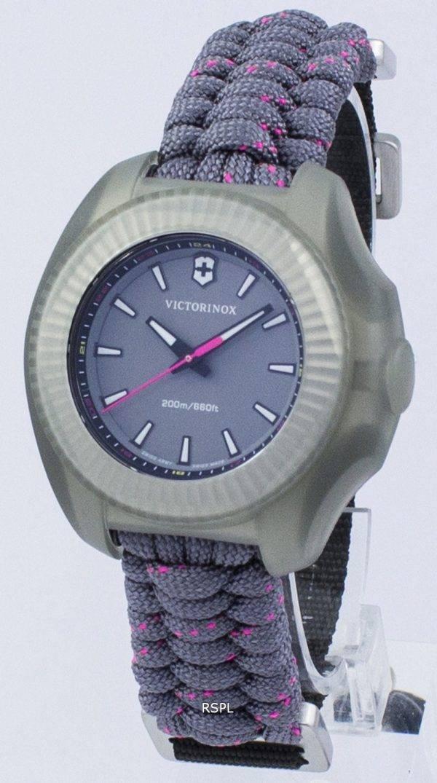 Montre Victorinox I.N.O.X. V Swiss Army Quartz 200M 241771 féminin