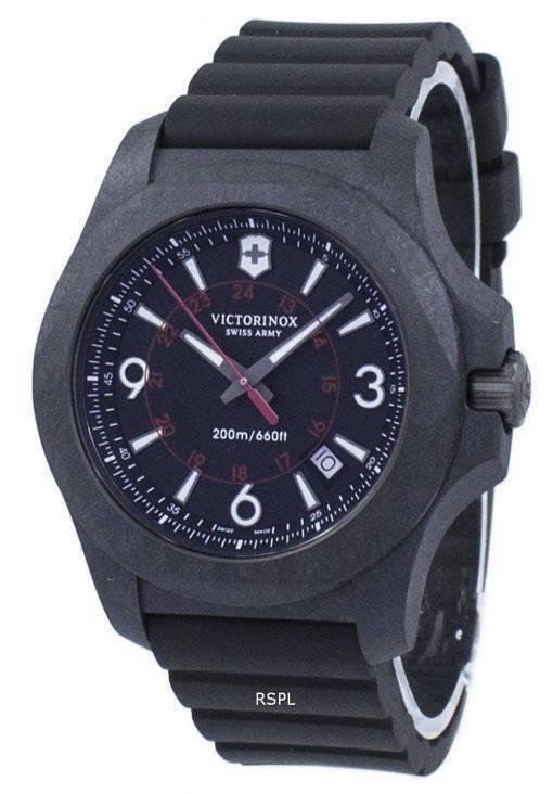 Montre Victorinox I.N.O.X. carbone Swiss Army Quartz 241777 masculin