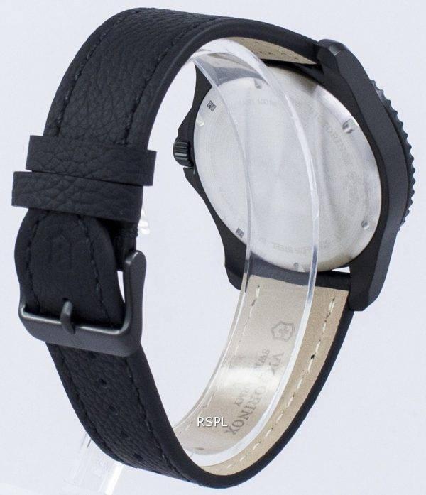 Montre Victorinox Maverick gros Black Edition Swiss Army Quartz 241787 masculin