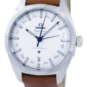 Montre Omega Constellation Globemaster co-axial annuel calendrier 130.33.41.22.02.001 automatique hommes