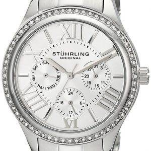 Stührling Original majestueux SE Quartz diamant Accent 391LS.01 Women Watch