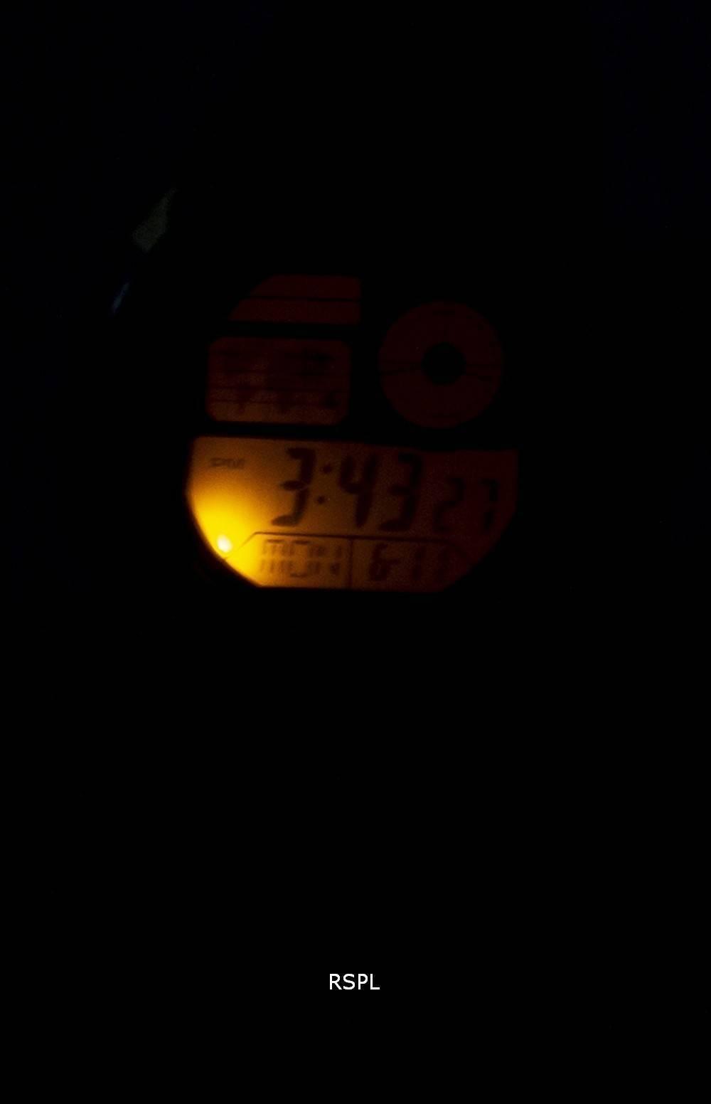 Casio jeunesse illuminateur World Time Digital AE 2100WD 1AV hH3lX