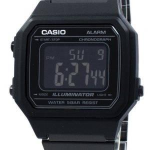 Casio Illuminator alarme chronographe montre unisexe numérique B650WB-1 b